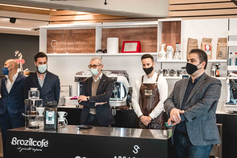 Coffee Lab con Quamar